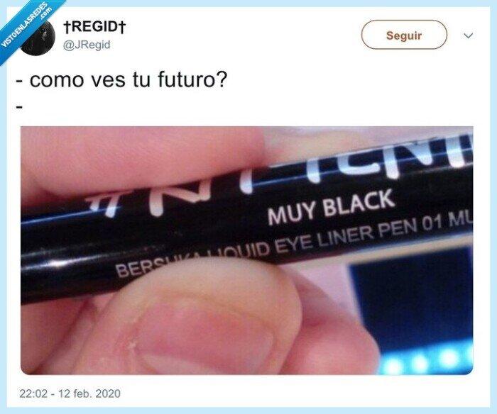 futuro,muy black,negro