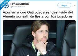 Enlace a ¡Éste es nuestro Guti! Por @RevistaElBalon