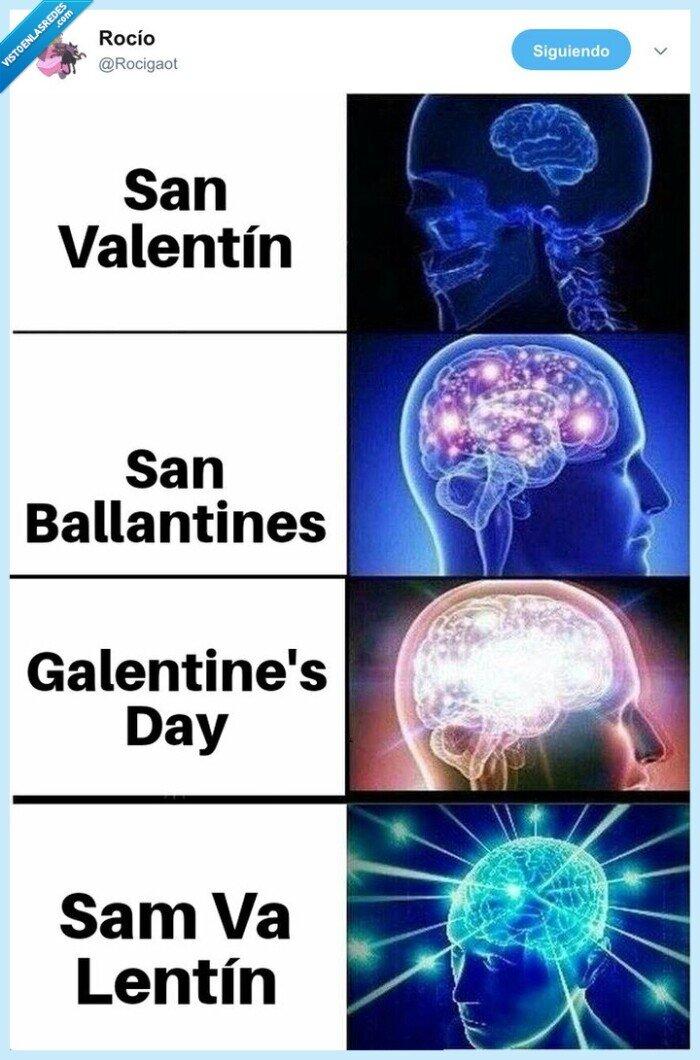 evolución,memes,sam va lentin,san valentin