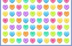 Enlace a El 'challenge' viral de San Valentín: ¿puedes encontrar la palabra