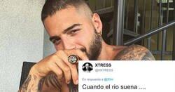 Enlace a Hordas de ofendiditos tras la respuesta unga-unga de Maluma cuando le preguntaron si era gay