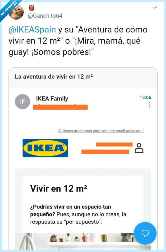 cuchitril,doce,Ikea,pobres,pobreza