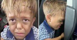 Enlace a Una madre comparte el vídeo de su hijo pidiendo morir para concienciar sobre los efectos del bullying. Mucha impotencia