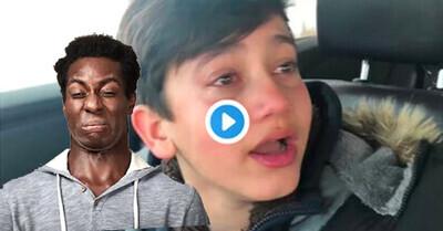 541081 - Un niño pilla a sus padres teniendo sexo y su reacción se hace viral de lo traumatizado que queda