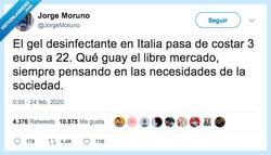 Enlace a La humanidad da asco, por @JorgeMoruno