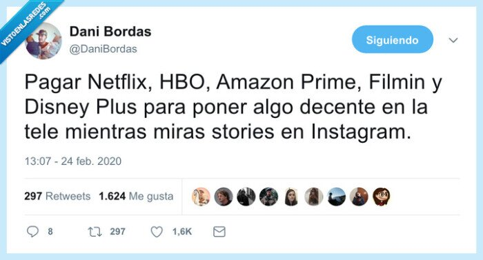 amazon,hbo,netflix,ocio,stories