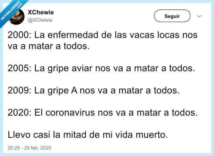 coronavirus,gripes,pandemias