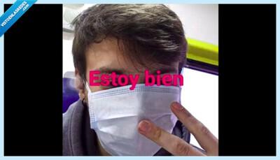 541332 - Un murciano aislado por el coronavirus, arrasa al contar en instagram cómo lo ha vivido