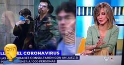 Enlace a El ridículo extremo de Susana Grisó dándoselas de lista sobre cómo tratar el coronavirus
