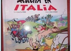 Enlace a Me he quedado muy loco al enterarme que en un comic de Asterix en Italia sale un villano llamado CORONAVIRUS, tal cual