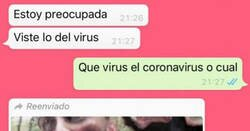 Enlace a Su madre se traga un bulo del coronavirus y está decidida a acabar con el abuelo, por @fedkuri