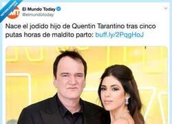 Enlace a El titular que merecería Tarantino, por @elmundotoday