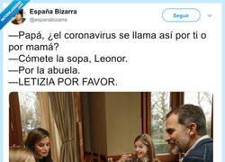 Enlace a Está claro que por la madre. Es un virus, no un parásito, por @espanabizarra