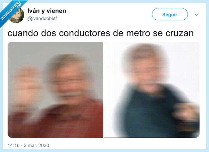 borroso,conductores,metro