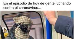 Enlace a Para evitar el coronavirus, los engendros que se pueden ver en el metro que parecen villanos de Batman