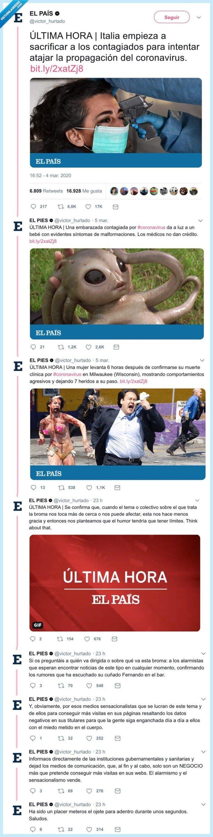 coronavirus,falsos,noticias,titulares