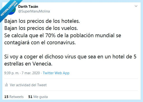 coronavirus,hotel,precio,vuelos