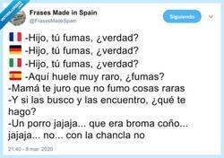 Enlace a ¿Las madres solo son así en España? Por @FrasesMadeSpain