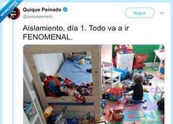 Enlace a Próximamente, en todas las casas de España, por @quiquepeinado