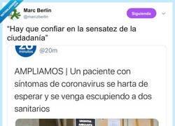Enlace a A la gente se le va la olla, por @marczberlin