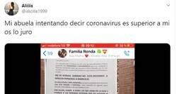 Enlace a Esta abuela intentando decir 'coronavirus' es entrañable