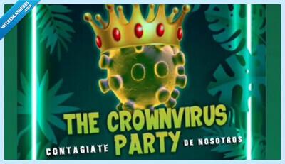 543154 - Un pub de Sevilla organiza una 'fiesta del coronavirus':
