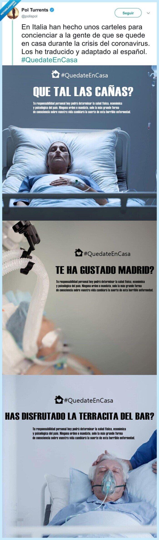 campaña,conciencia,coronavirus,madrid
