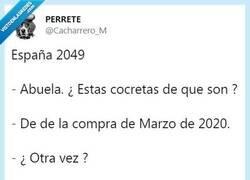 Enlace a Cocretas añejas, por @Cacharrero_M