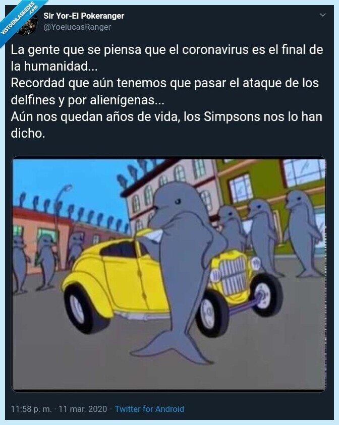 coronavirus,fin,Simpsons