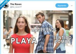 Enlace a La cuestión es liarla, por @the_raven77
