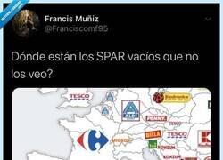 Enlace a Dónde están los SPAR, por @franciscomf95