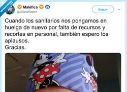 Enlace a Varolad a los SANITARIOS, por @VillanaReport