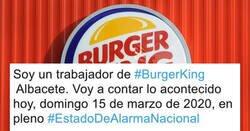 Enlace a El deprimente testimonio de un chaval que curra en Burger King y que lleva a la misma conclusión: hay gente que da asco