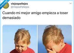 Enlace a Lo siento, my friend... Por @viejospellejos