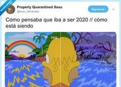 Enlace a Ni los Simpson lo predijeron, por @xexu_fernandez