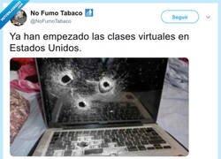 Enlace a Las clases han empezado movidas, por @NoFumoTabaco