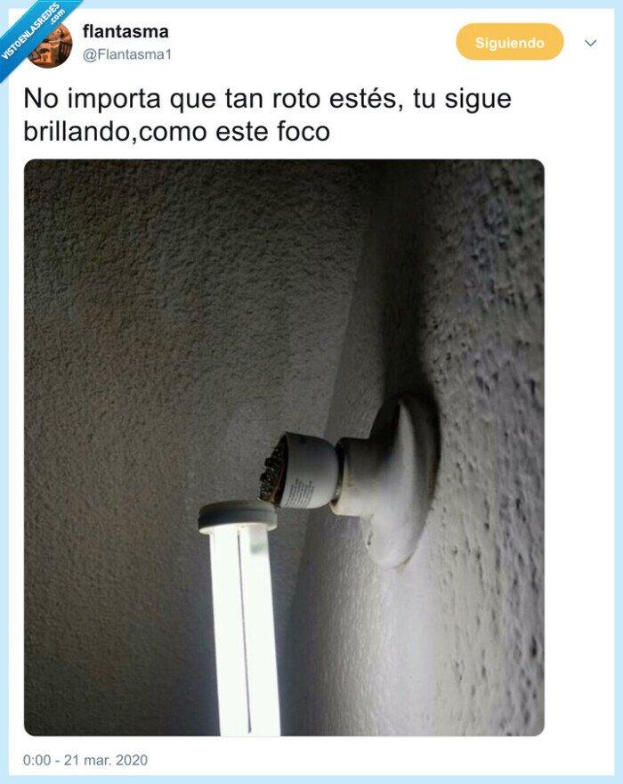 brillar,lámpara,luz