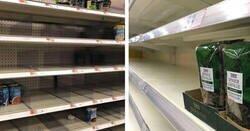Enlace a Los productos de supermercado que nadie quiere ni en cuarentena alrededor del mundo