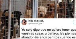 Enlace a Lo que está pasando en las perreras por el coronavirus es una vergüenza, por @Hidenseek_ynx