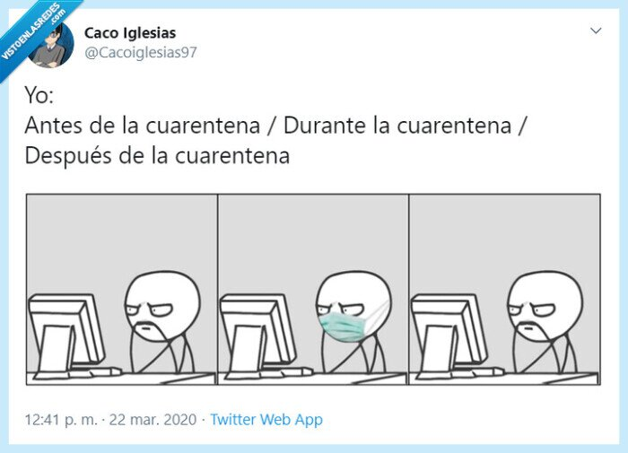 coronavirus,cuarentena,ordenador