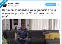 Enlace a En mi casa o en la mía, por @Aquel_Coche