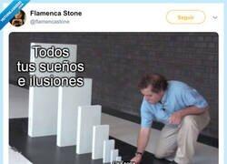 Enlace a Así lo veo, por @flamencastone