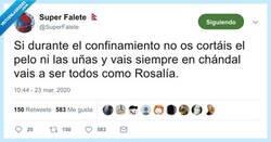 Enlace a Todos somos Rosalía, por @SuperFalete