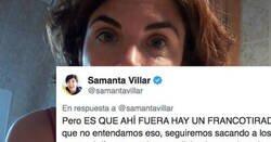 Enlace a Samanta Villar, a punto de liarla con el confinamiento pero ha sabido rectificar a tiempo