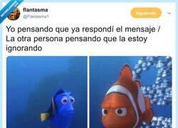 Enlace a Como Dory y Nemo, por @Flantasma1