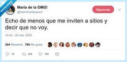 Enlace a El placer de decir que no, por @menchubasquero