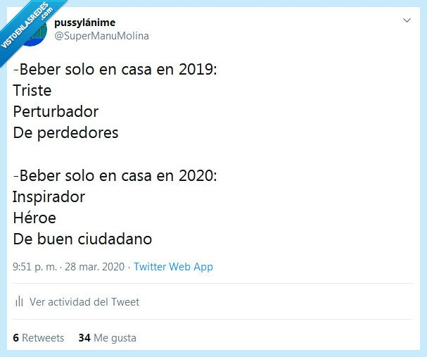 2019,2020,beber,casa,solo