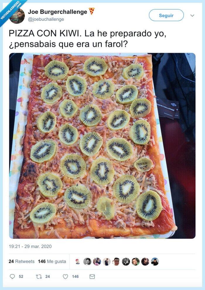 comida,kiwi,pizza