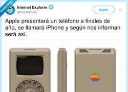 Enlace a Seguro que será un fracaso y no sacaran más teléfonos, vía @iExplorerLOL
