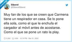 Enlace a Pero qué os pensáis, por @SiberetSiberet
